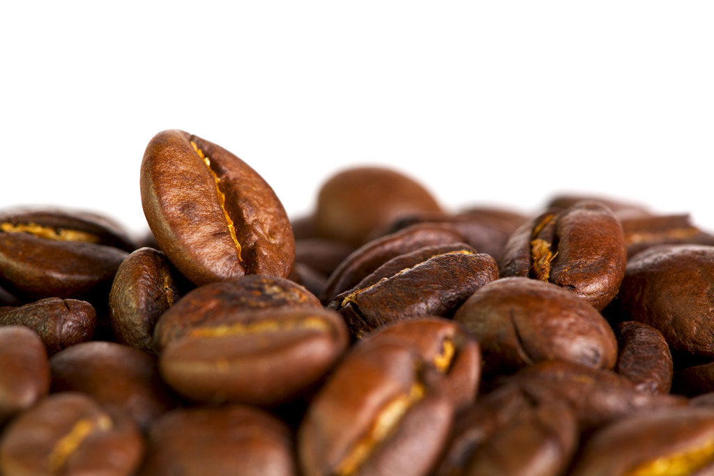 Photograph About Coffee Beans by Ivan Abramov on 500px