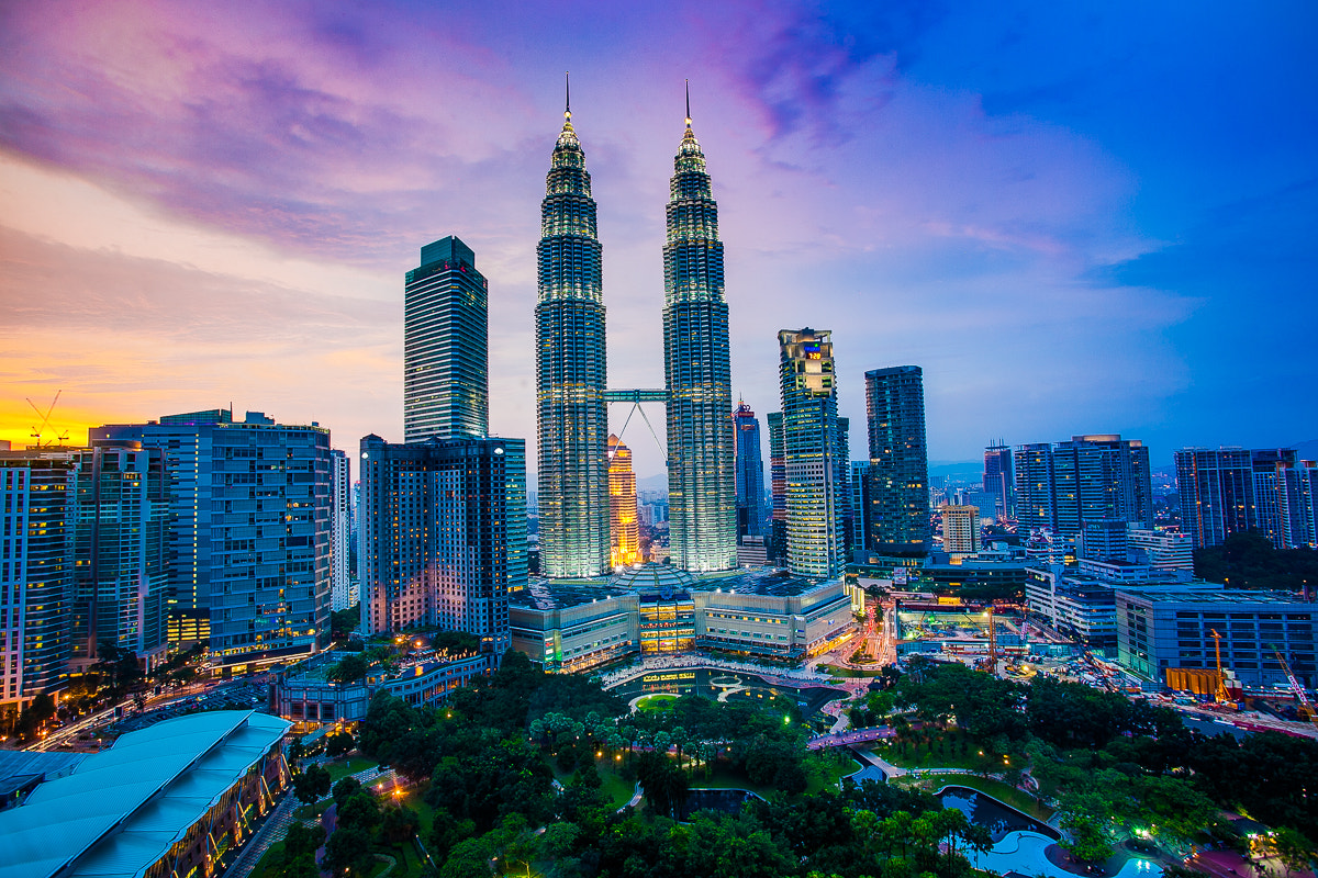 Photograph Petronas Towers by Meng To on 500px