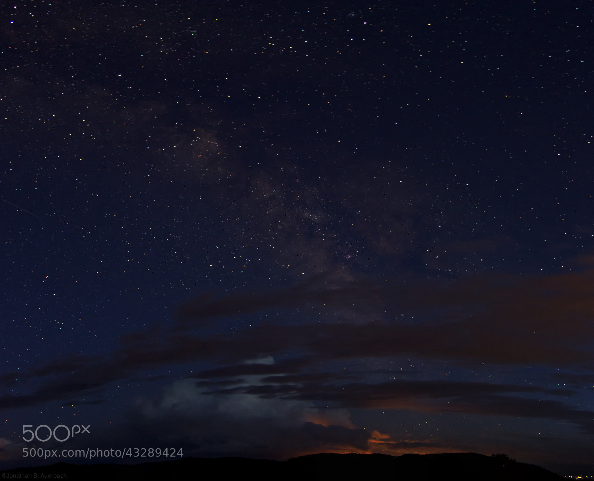 Photograph Nightscape by Jonathan Auerbach on 500px