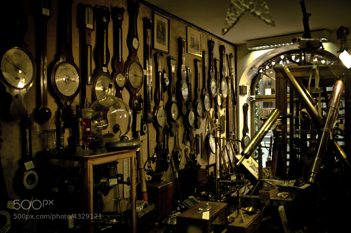 Photograph Antiquites & Scientifiques by Stefan Trego on 500px