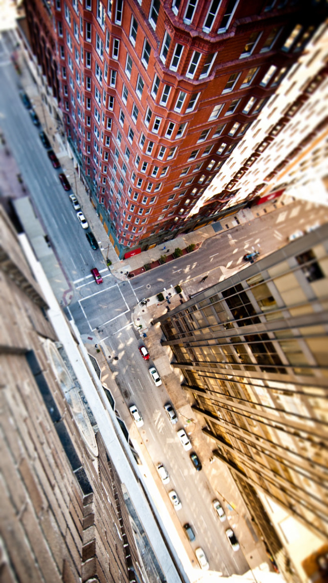 Photograph Don't Look Down by Thomas Hawk on 500px