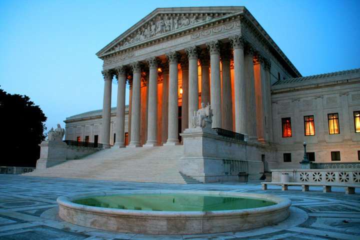 Photograph Evening Supreme Court by Chuck Walker on 500px