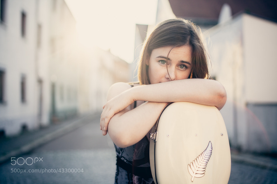 Photograph Tamsin Kreymborg by Christopher Wesser on 500px