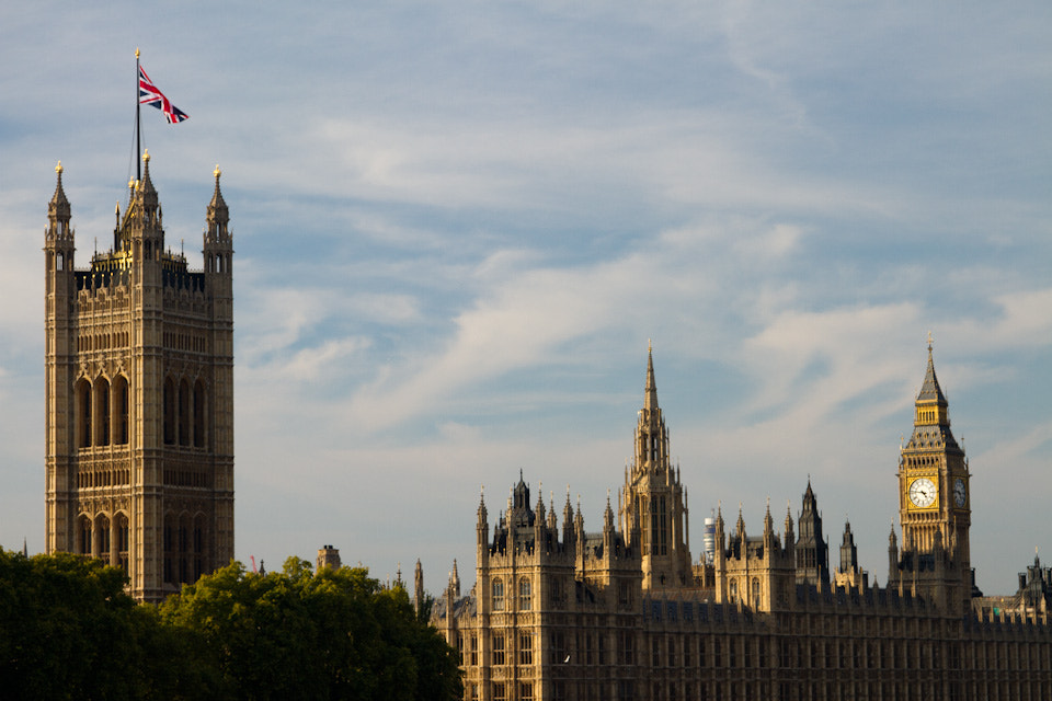 Photograph Westminster by Cal Holman on 500px
