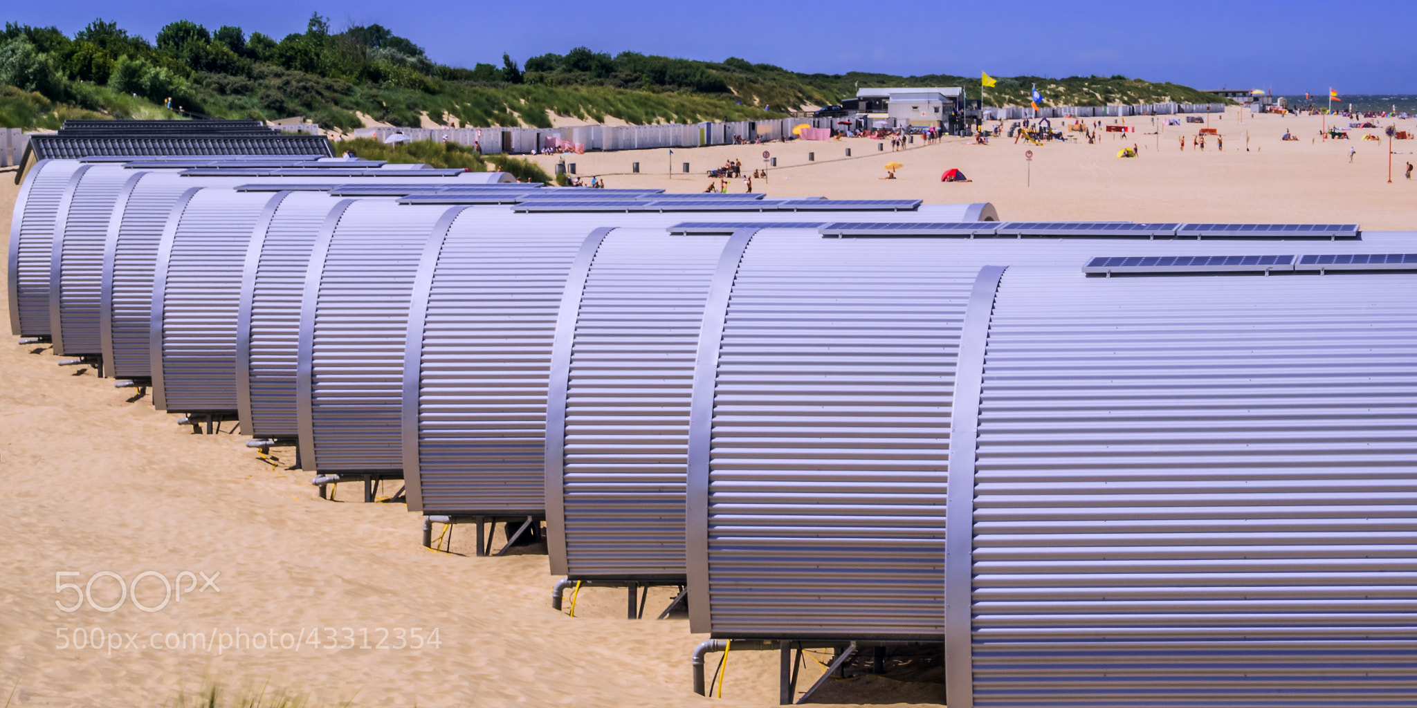 Photograph Modern Beach-Housing by Andi Gast on 500px