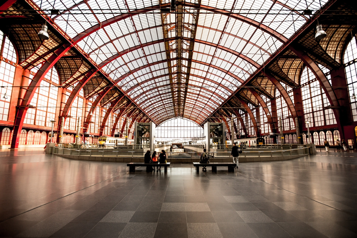 Photograph Antwerpen-Centraal by Marco Raposo on 500px