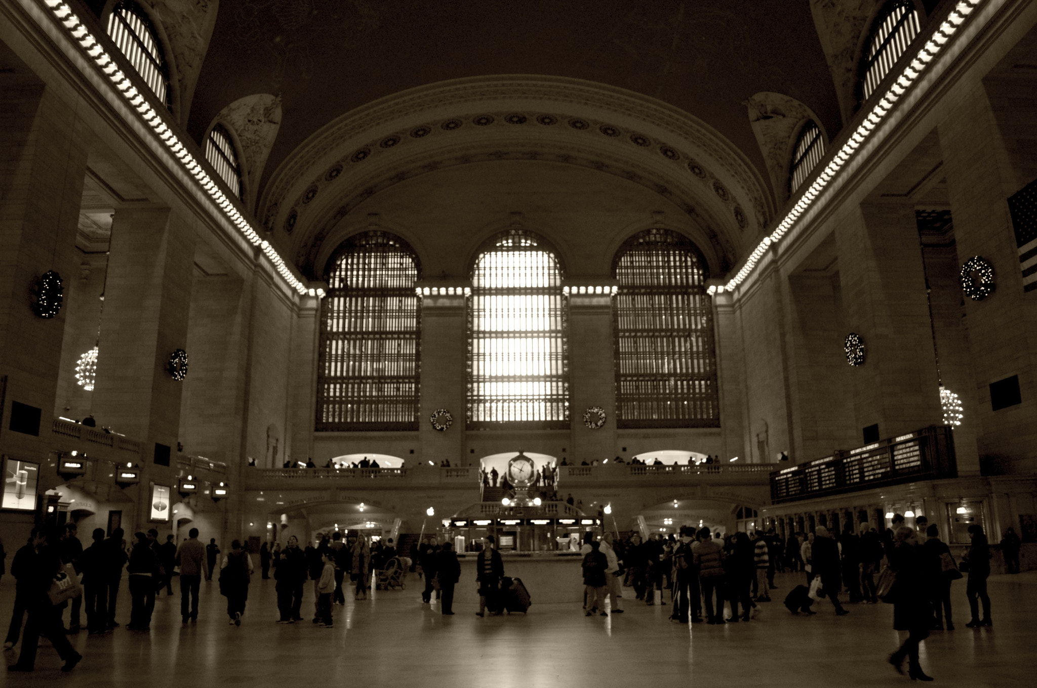 Photograph grand central by Diana Duong on 500px