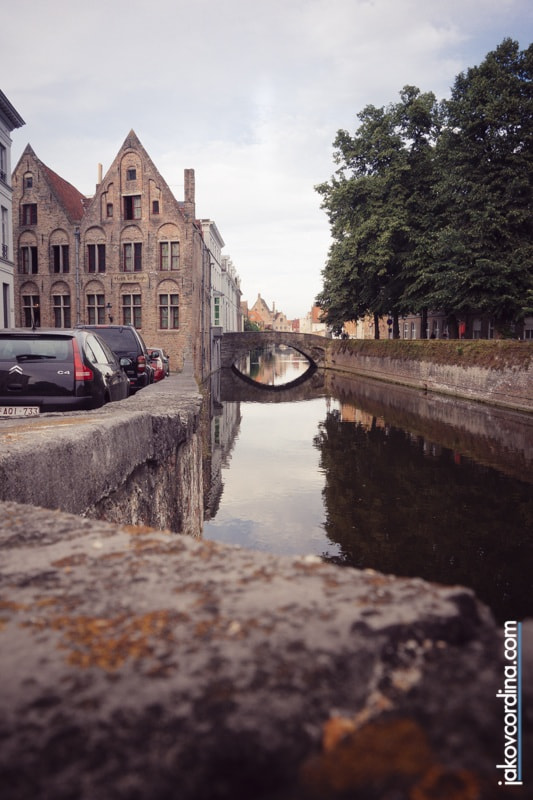 Photograph Bruges Canal by Jakov Cordina on 500px