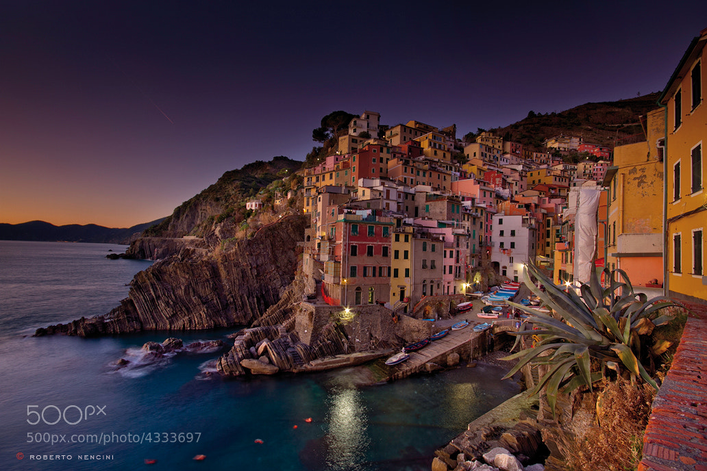 Photograph Le Cinque Terre, a distant dream... by Roberto Nencini on 500px