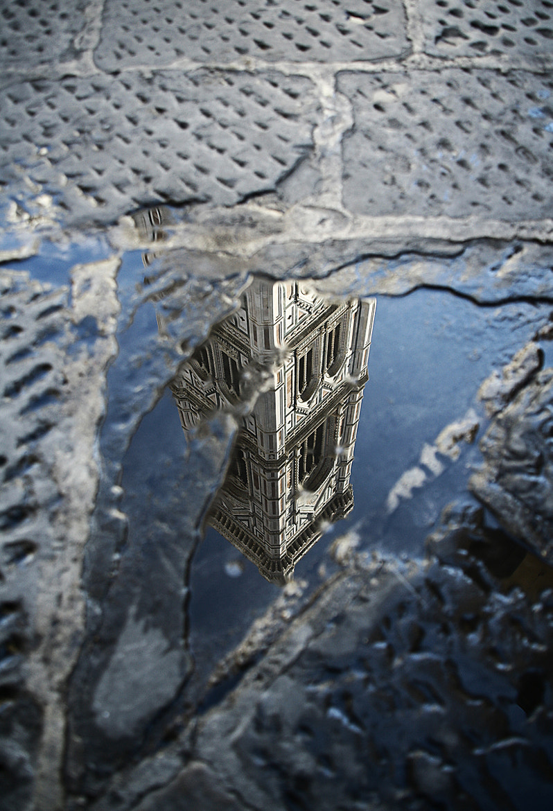 Photograph puddle.of.duomo by Rickster Rickster on 500px