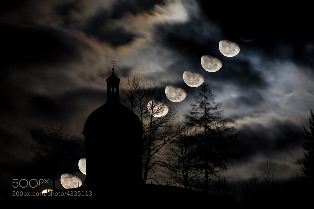 Photograph Moonrise by Timm Kasper on 500px