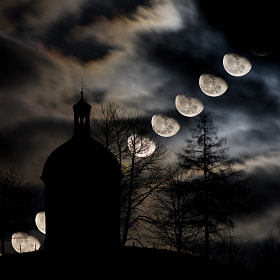 Moonrise by Timm Kasper (timmkasper)) on 500px.com