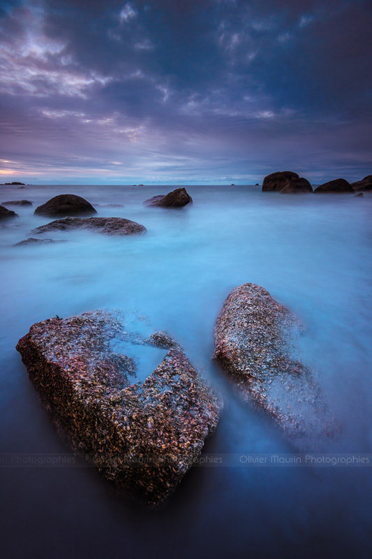 Photograph Twilight II by Olivier Maurin on 500px