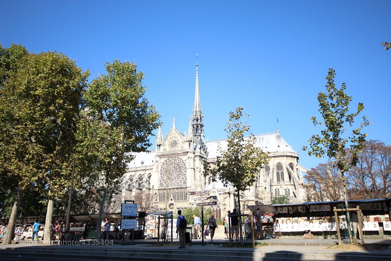 Photograph Notre Dame de Paris by Raghavendra Nagaraj on 500px