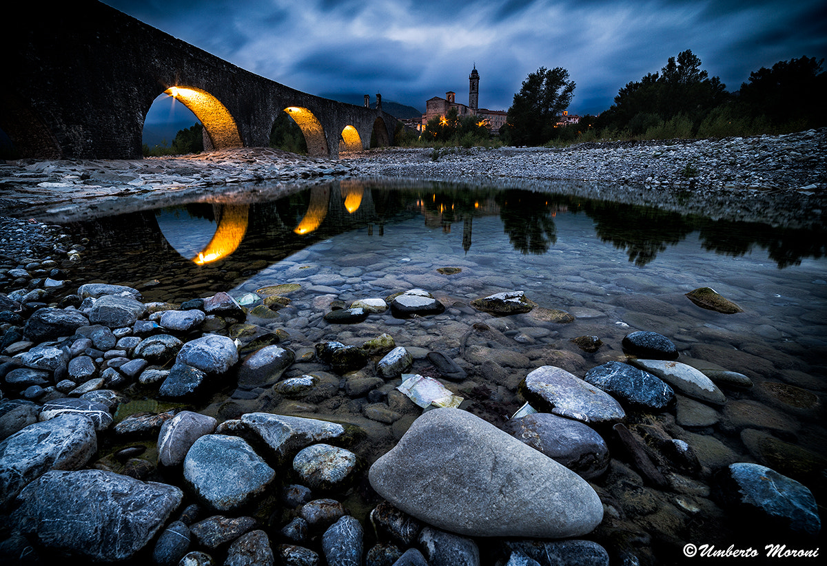 Photograph Bobbio double face by Umberto Moroni on 500px
