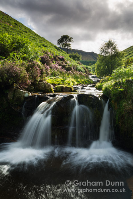 Photograph Fairbrook Waterfall - Peak District by Graham Dunn on 500px