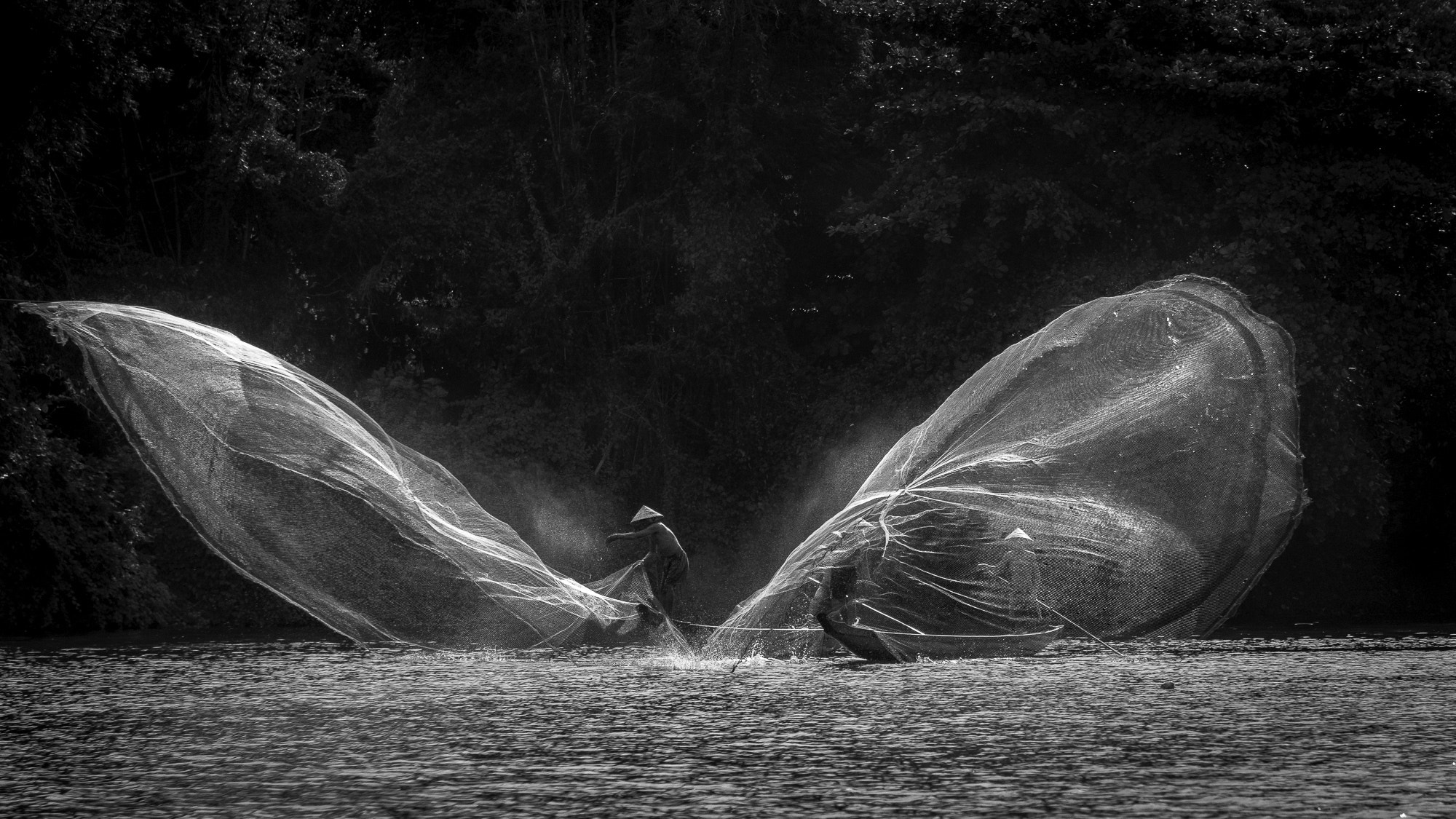 Photograph Fishing by Pham Ty on 500px