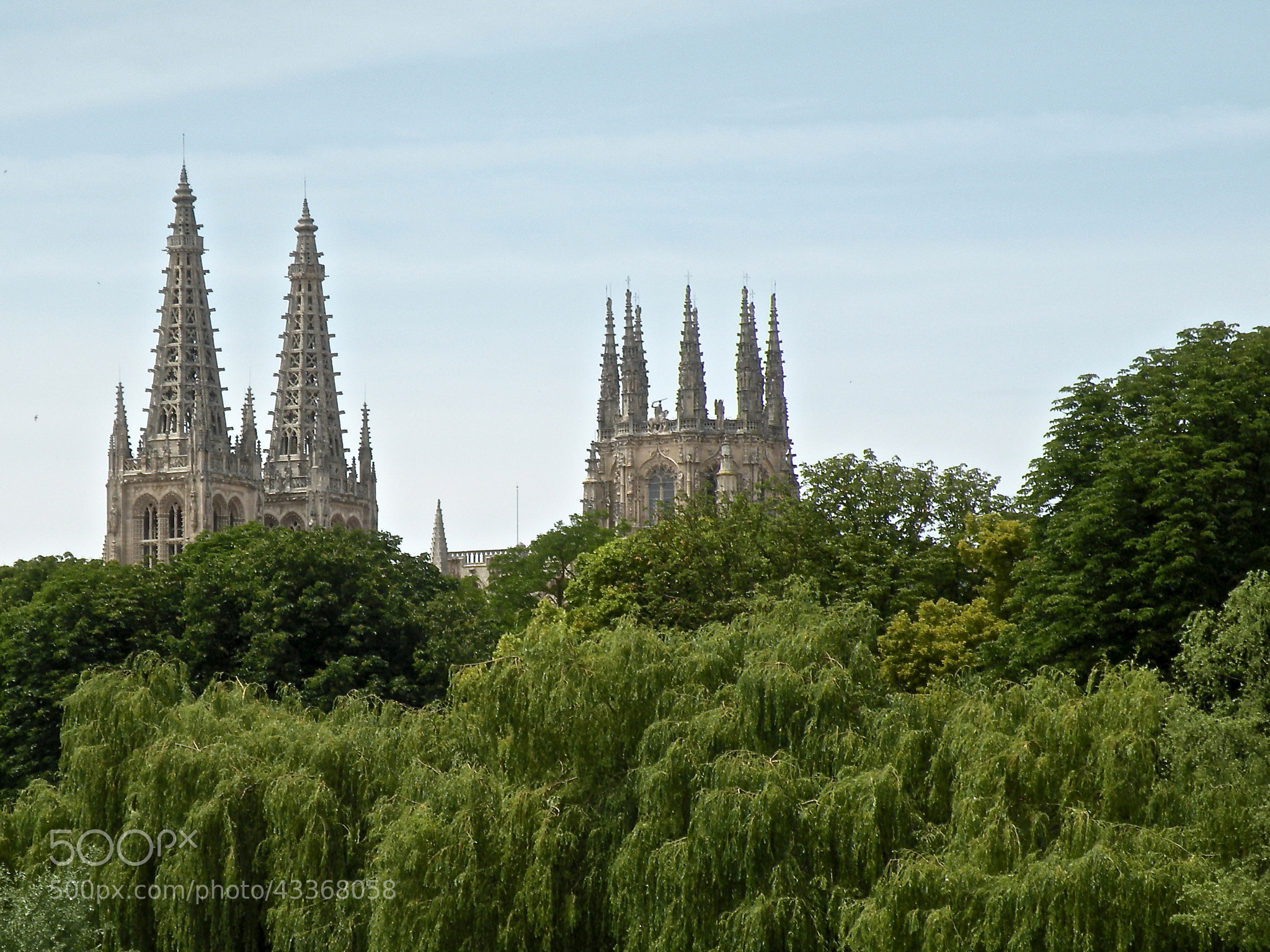 Photograph Catedral de Burgos by Jose Maria Vidal Sanz on 500px