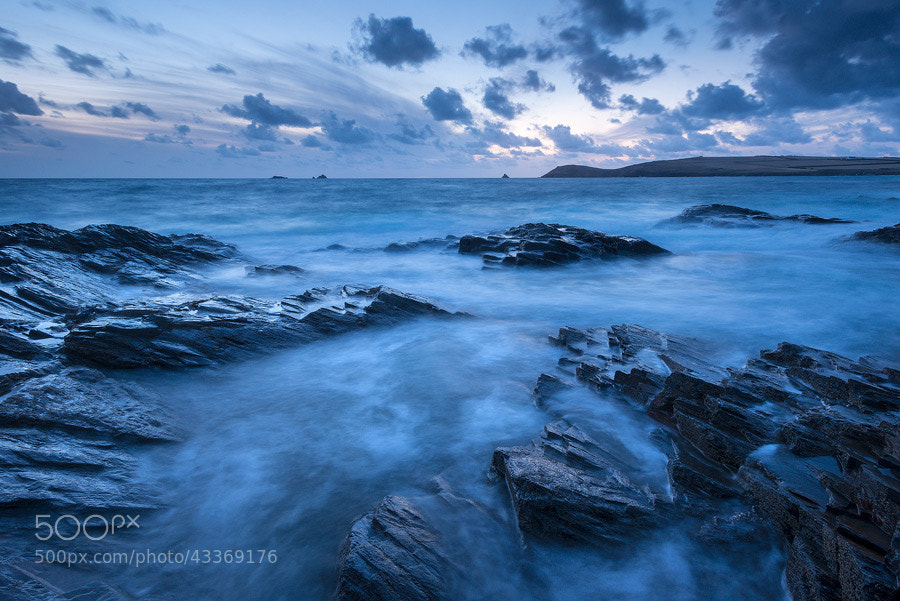 Photograph Back to the Blue by Adam Burton on 500px