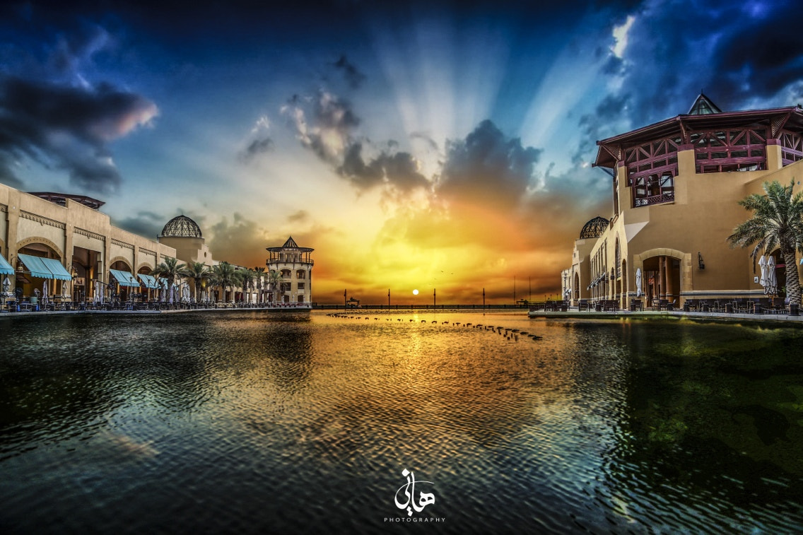 Photograph al-kuot mall by Hani Almaraghi on 500px