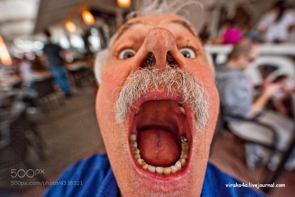 Photograph Yann Arthus Bertrand by Alex A. Royal on 500px
