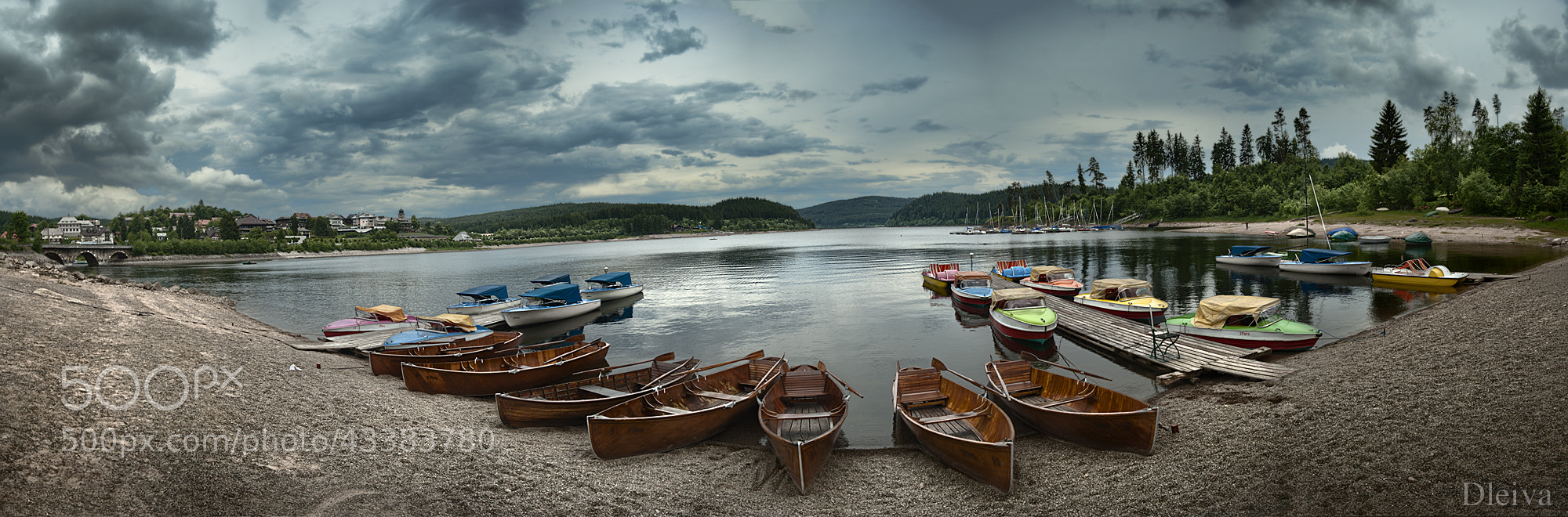 Photograph Schluchsee (Black Forest, Germany) by Domingo Leiva on 500px