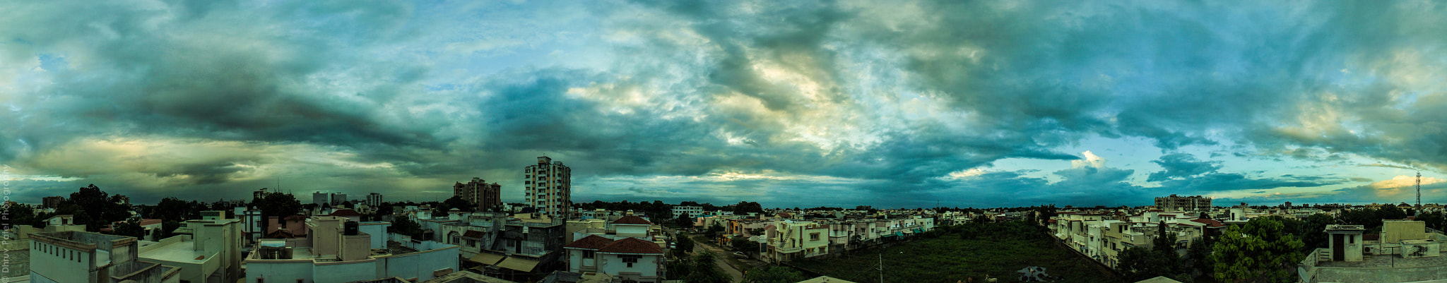 Photograph Storm Coming - HDR Panorama. by Dhruv Patel on 500px