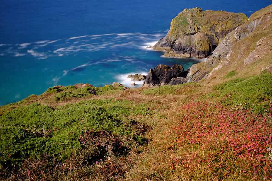 Photograph Sea of Cornwall #2 by Michele Galante on 500px