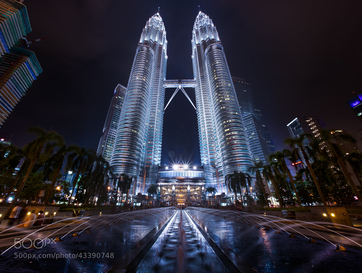 Photograph Majestic Towers by Meng To on 500px