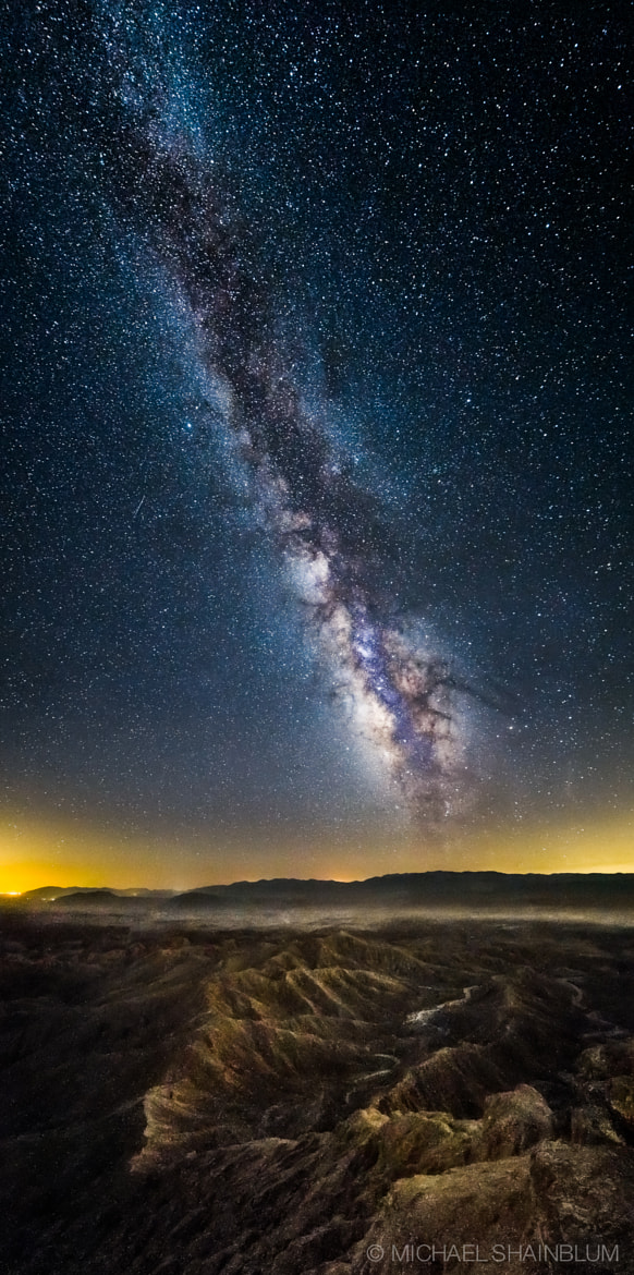 Photograph Imperial Galaxy by Michael Shainblum on 500px