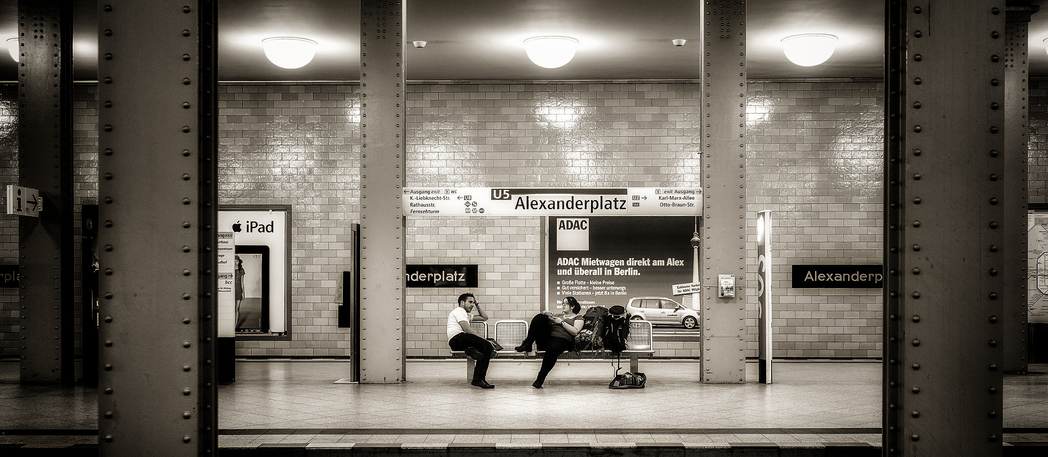 Photograph Trainspotting by Andreas Koesler on 500px