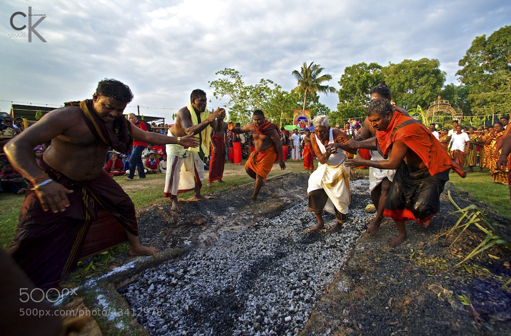 Photograph India Festival - Fire Walking @ Dennistown by CK NG on 500px
