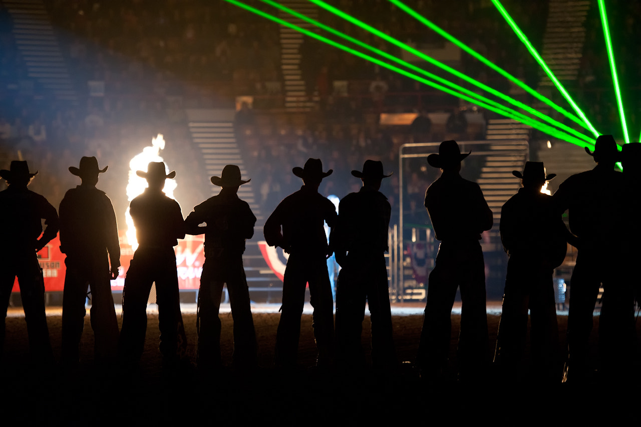 Photograph The Bull Riders by Justin Balog on 500px