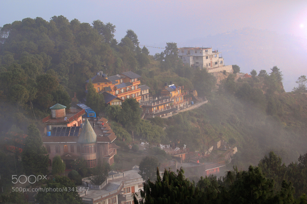 Photograph Sunrise in mountain settlement Nagarkot. by Lyubov Novikova on 500px