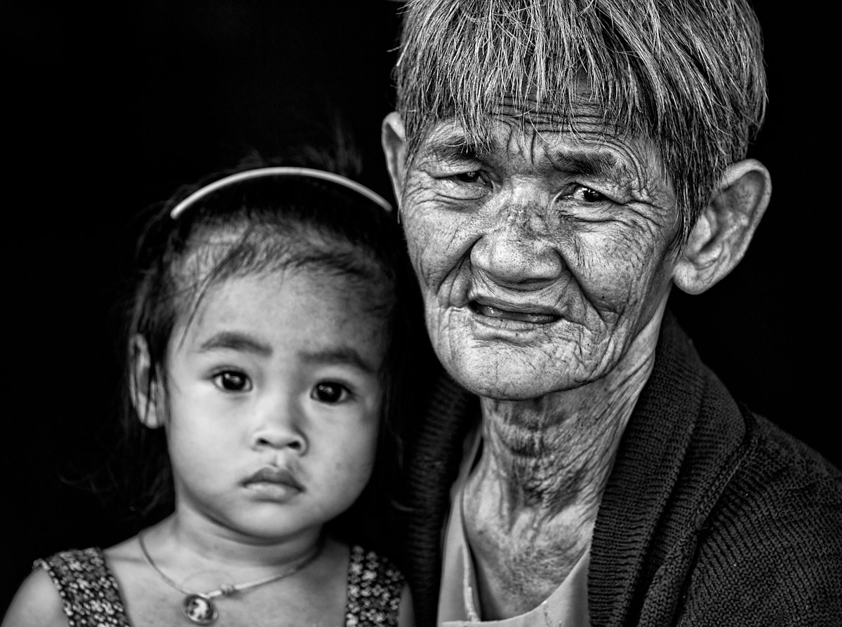 Photograph Now and before by La Mo on 500px