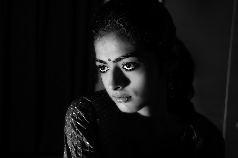 Photograph Her Eyes by Sourik Ghosh on 500px