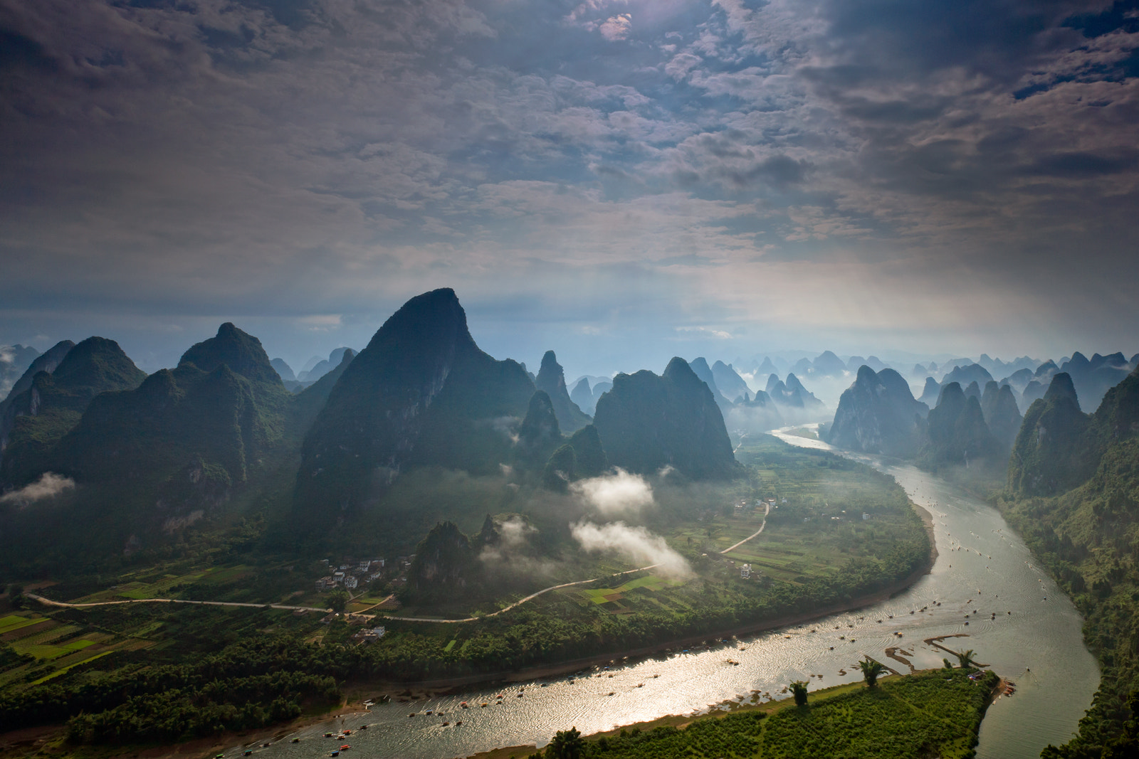 Photograph Guilin Scenery by Helminadia Ranford on 500px