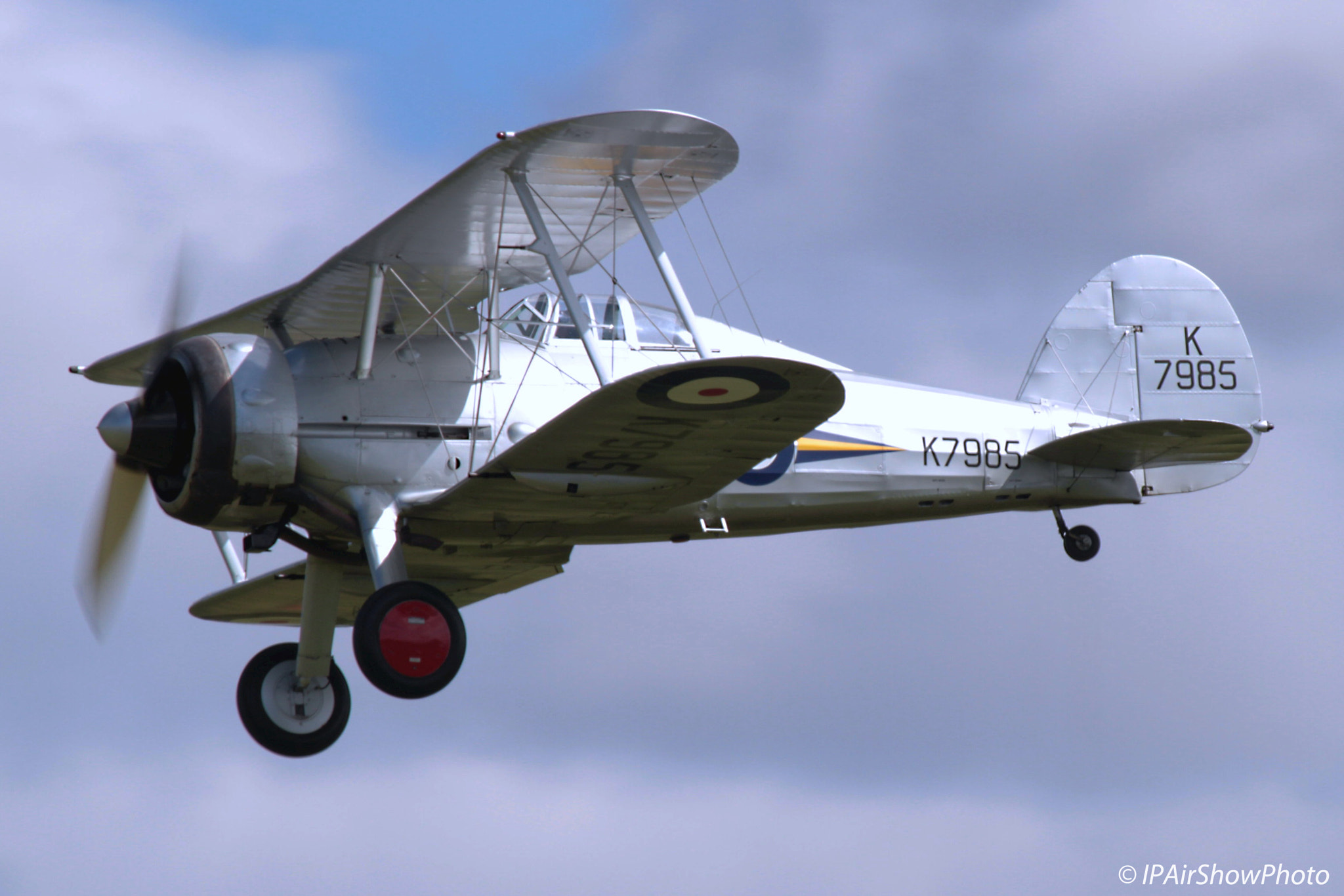 Photograph Gloster Gladiator by Ian Porter on 500px