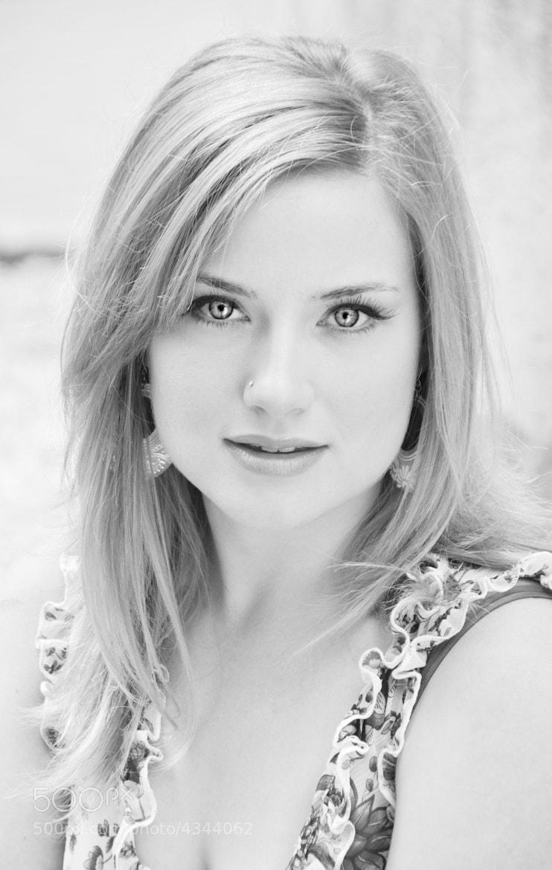 Photograph Pretty Face by Csilla Zelko on 500px
