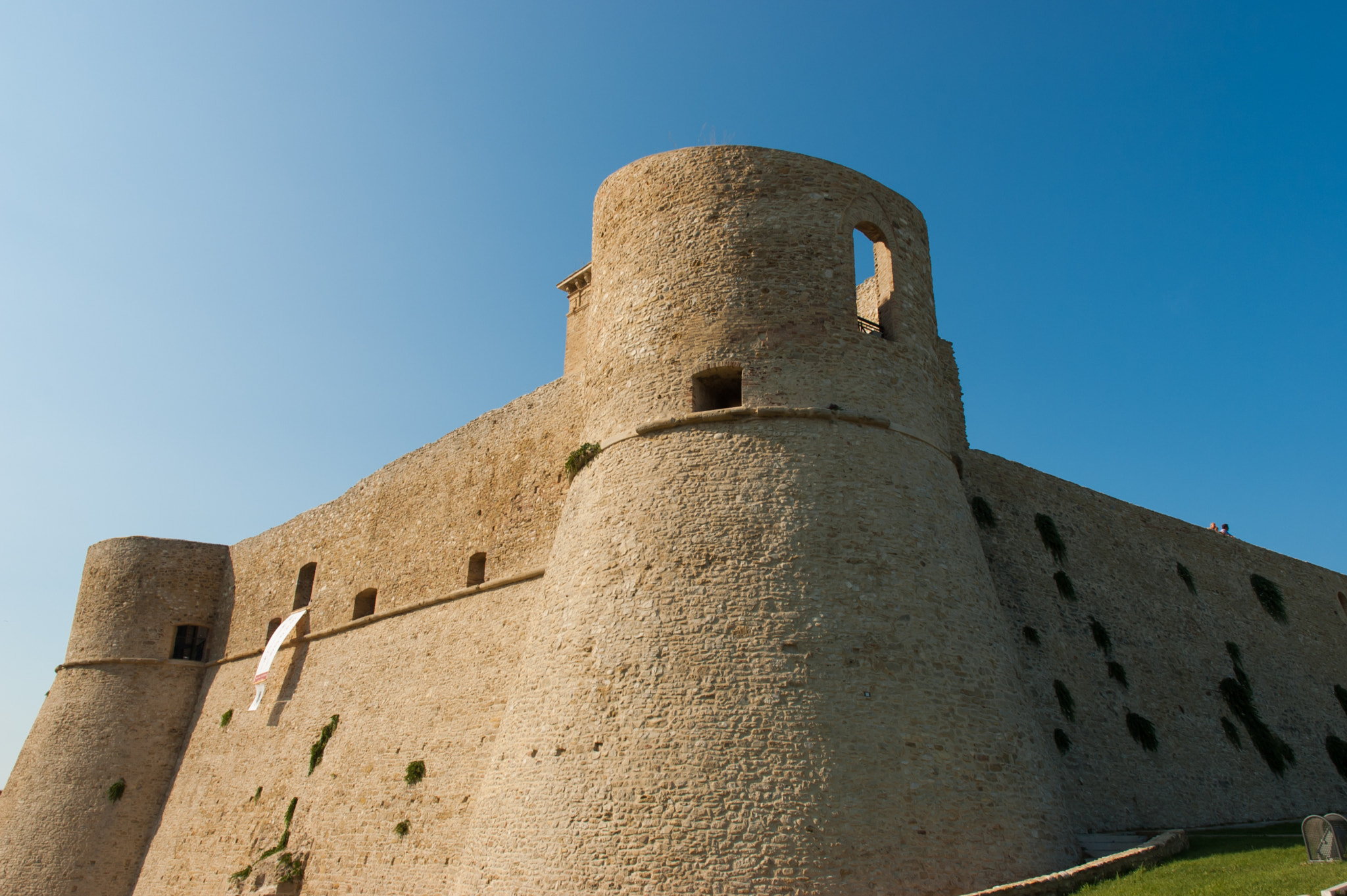 Photograph The aragonian castle by Andrea Mazzocchetti on 500px