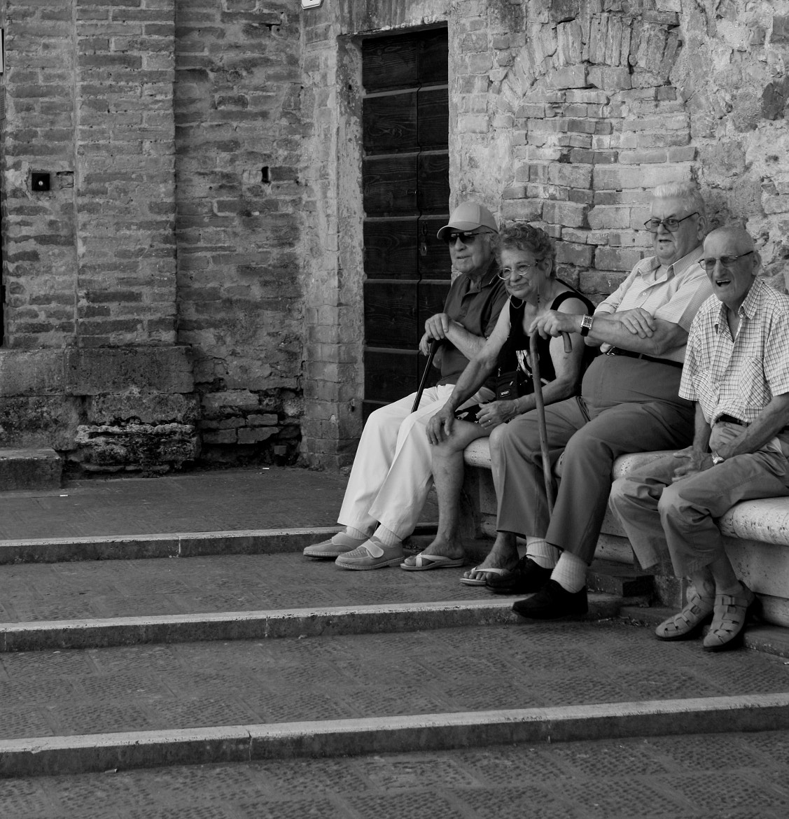Photograph Old Italian People by Alexandra Paredes on 500px