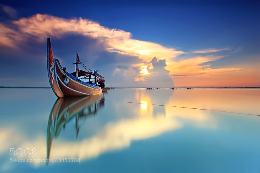 Photograph Circle Cloud by Agoes Antara on 500px