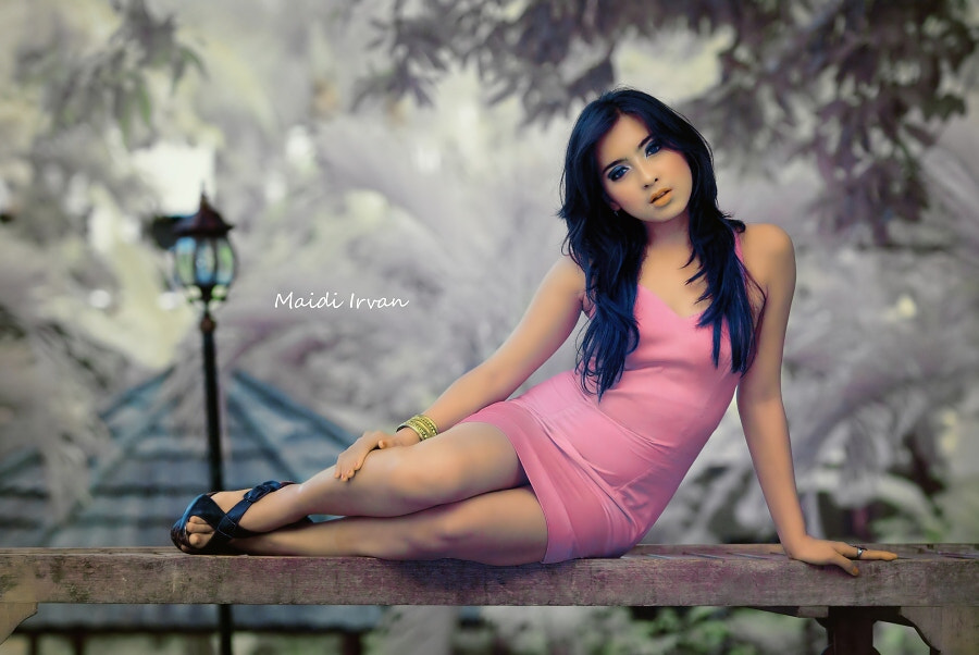 Photograph Felicia by Maidi Irvan on 500px