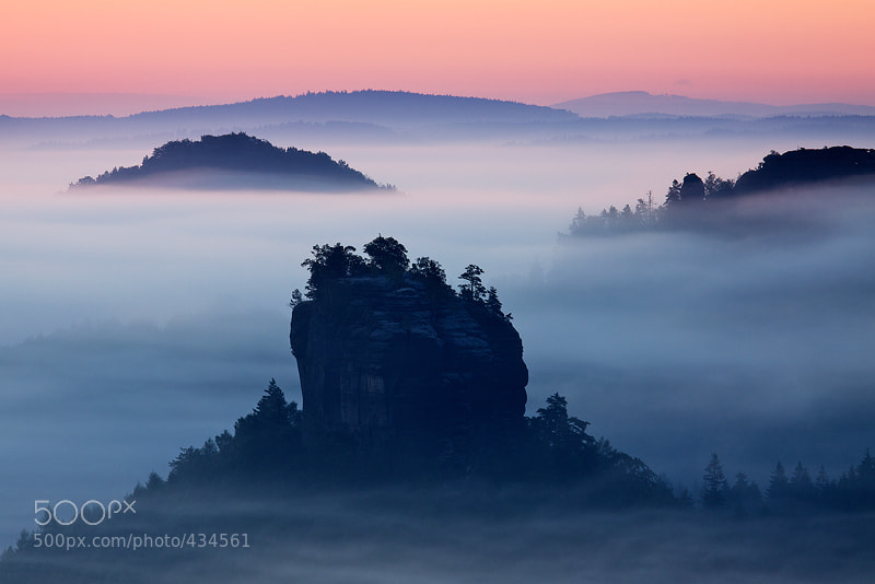 Islands In the Mist by Martin Rak (martas) on 500px.com