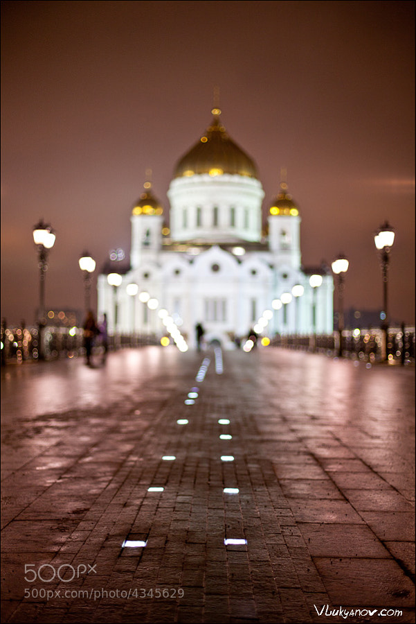 Cathedral of Christ the Savior by Vladimir Lukyanov (vlukyanov)) on 500px.com