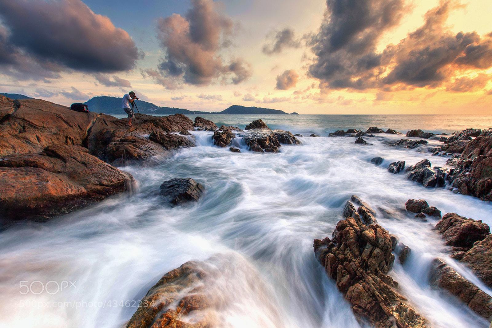 Photograph Kalim Beach by Wazabi Bomb Bomb on 500px