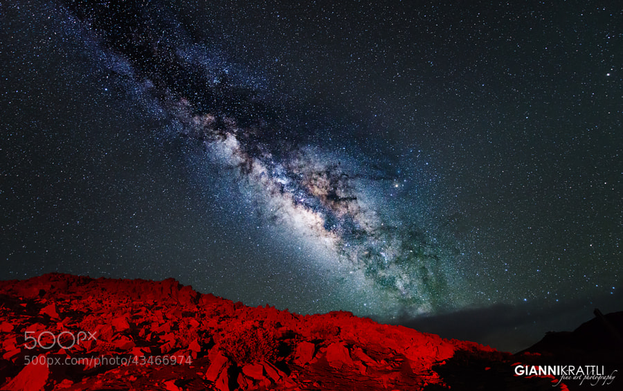 Photograph Stars on Mars by Gianni Krattli on 500px