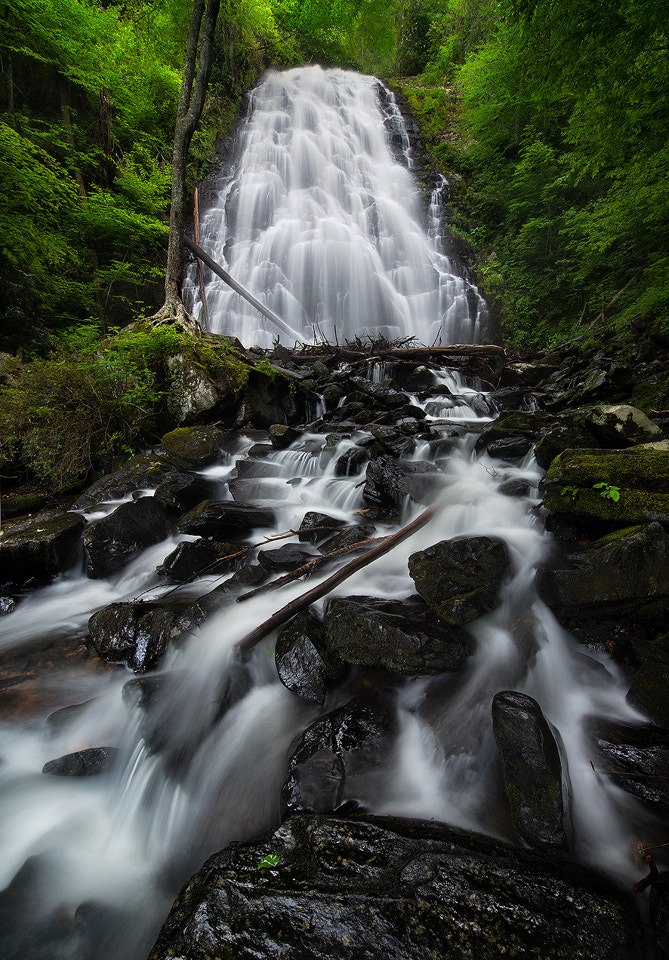 Photograph Crabtree Falls by Steve Perry on 500px