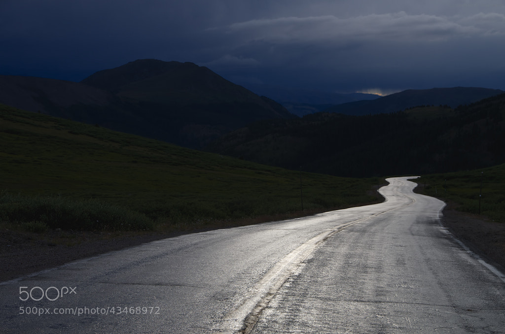Photograph Highway 82 by Jonathan Auerbach on 500px