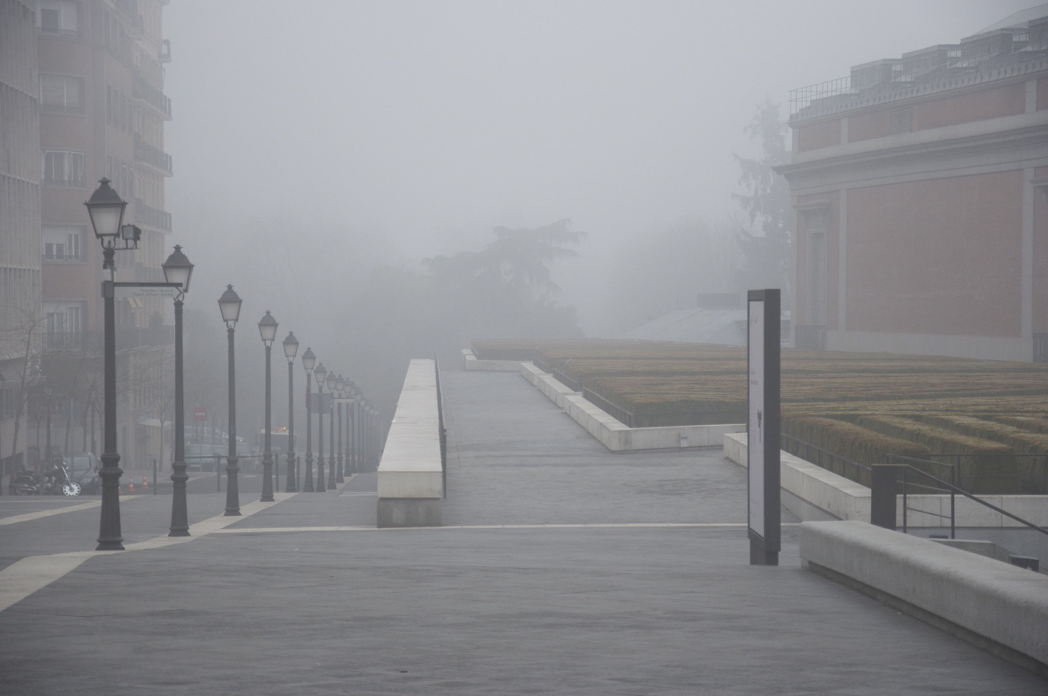 Photograph Fog in Madrid by Juan  Peña on 500px